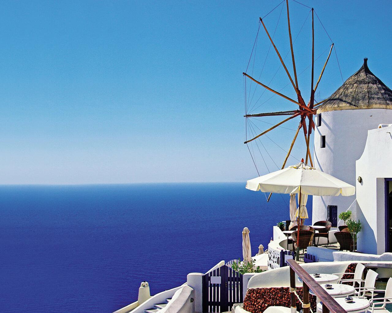 Voyage 224 Santorin Cyclades Voyages Les 238 Les